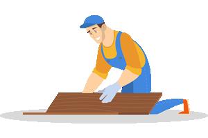 Handyman-flooring services