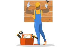 Handyman-painting services